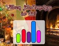 Vilken julaftonstyp är du?