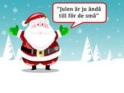 God Jul - och så lite klyschbingo för julafton