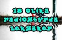 18 olika radiostyrda leksaker som barnet kommer att älska