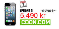 iPhone 5 för 5.490 kr - bara idag