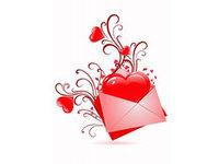 Hur man gör ett Alla Hjärtans Dag-kort med ett meddelande som poppar upp