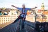 Recension av upplevelsen takvandring