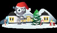 Julbloggarevent på Skansen den 6:e dec