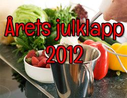 Årets julklapp 2012: Hemlagat