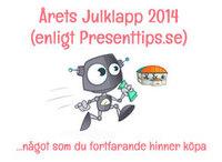Årets Julklapp 2014 - Det Alternativa Presentkortet