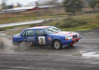 Presentrecension: Köra rally - en rolig upplevelse inte bara för fartdåren
