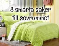 8 smarta saker till sovrummet att ge bort
