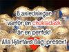 8 anledningar varför en chokladask (fortfarande) är den bästa Alla Hjärtans Dag-presenten