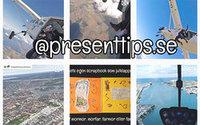 Nu finns Presenttips.se på Instagram