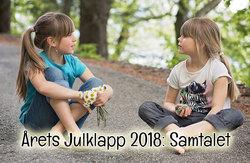 Årets Julklapp 2018 enligt Presenttips.se: Samtalet