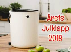 Årets Julklapp 2019 på Presenttips.se: Bokashi