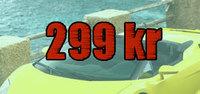 Kör Lamborghini för endast 299 kr