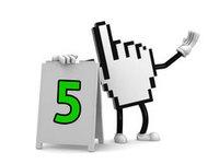Topp-5 bästa bokhandlarna på nätet