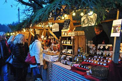 Foto från Handla Vilt NATURLIGTvis Julmarknad