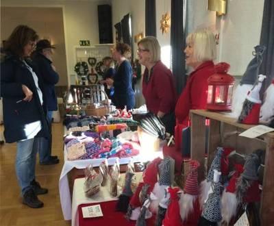 Foto från Julmarknad i Sanda
