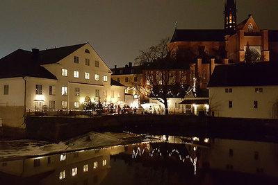 Foto från Julmarknad på Upplandsmuseet