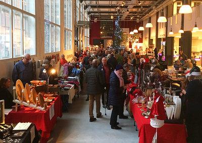 Foto från Julmarknad på Karlsgatan 2