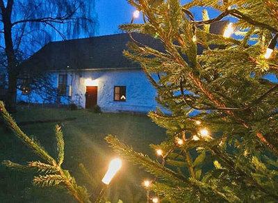 Foto från Julmarknad i ÖstraKarups Bygdegård