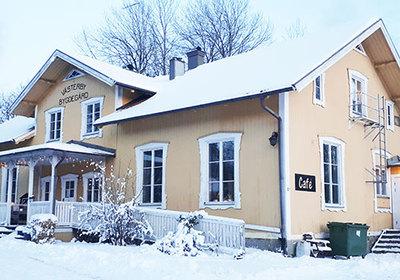 Foto från Västerby Bygdegårds julmarknad