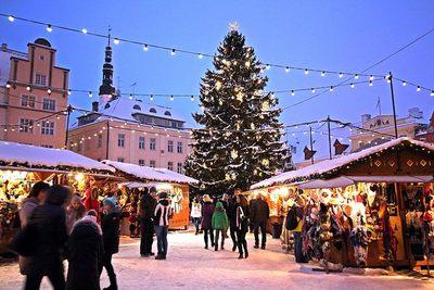 Foto från Kalmar Julmarknad