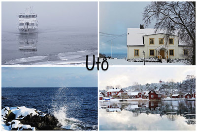 Foto från Utö Julmarknad