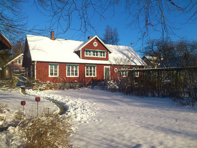 Foto från Jul i Byskolan