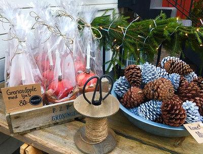 Foto från Tullen8 julmarknad