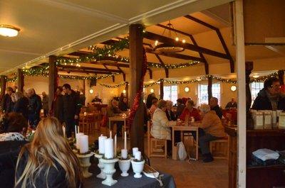 Foto från Julmarknad på Brunnen i Arkelstorp