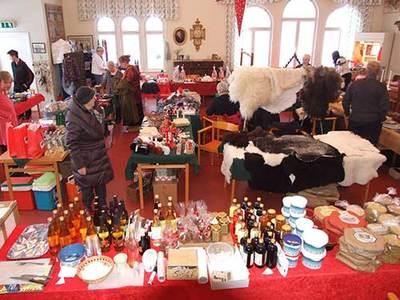 Foto från Julmarknad - Alfta Hembygdshus
