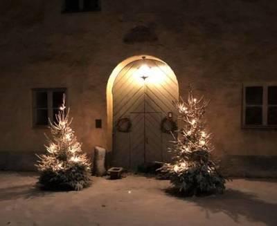Foto från Julmarknad på Tomarps Kungsgård