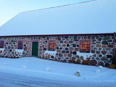 Foto från Julmarknad Björnstorps slott