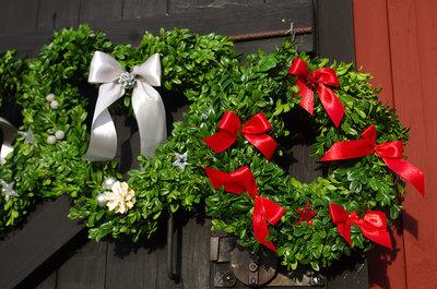 Foto från Ingeborrarps julmarknad