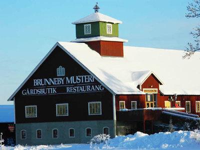 Foto från Julmarknad på Brunneby Musteri