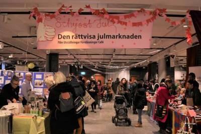 Foto från Schysst jul i Stockholm