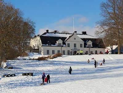 Foto från Julmarknad i Hammarskog