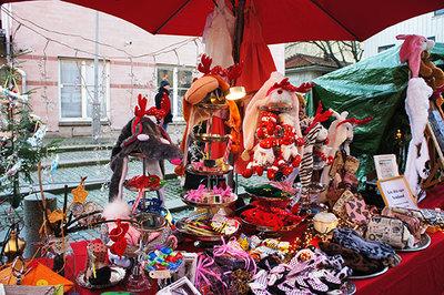 Foto från Haga julmarknad