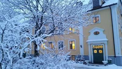 Foto från Julmarknad vid Stora Segerstad
