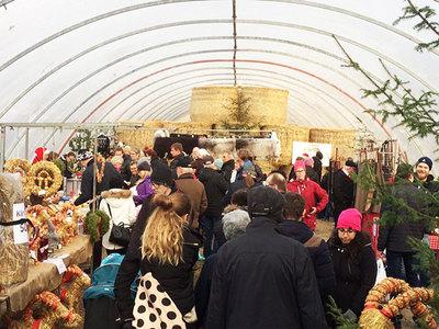 Foto från Julmarknad i Kärrbo