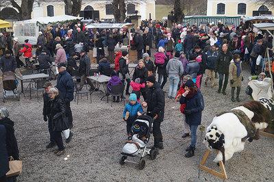 Foto från Öster Malma Julmarknad