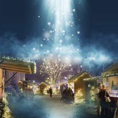 Foto från Jul i Kosta