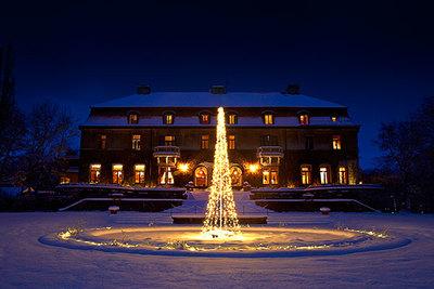 Foto från Julmarknad på Bjertorp Slott