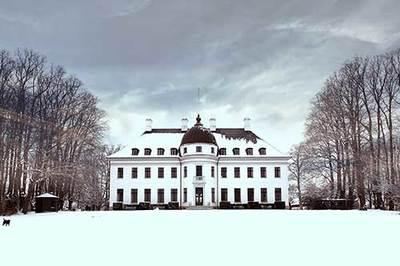 Foto från Jul på Bernstorff Slot