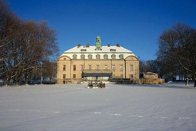 Foto från Örenäs slotts Julmarknad