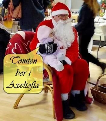 Foto från axeltofta.kan julmarknad