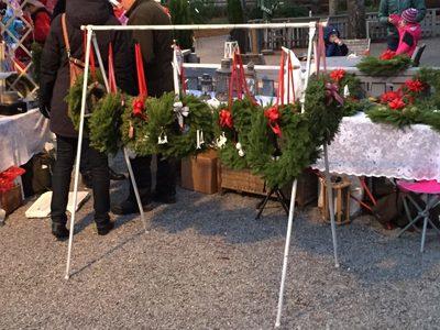 Foto från Julmarknad på Täby Torg