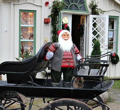 Foto från Brunnsparkens julmarknad