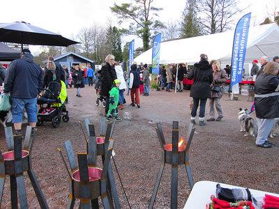 Foto från Julmarknad i Simlångsdalen