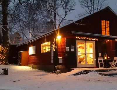 Foto från Roddarhusets julmarknad