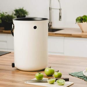 Bokashi - smart kompost för matavfall
