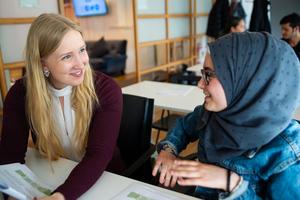 Gåvobevis: Startpaket för mentorskap för nyanländ ungdom